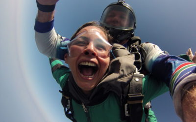 How to Overcome Your Fear of Skydiving