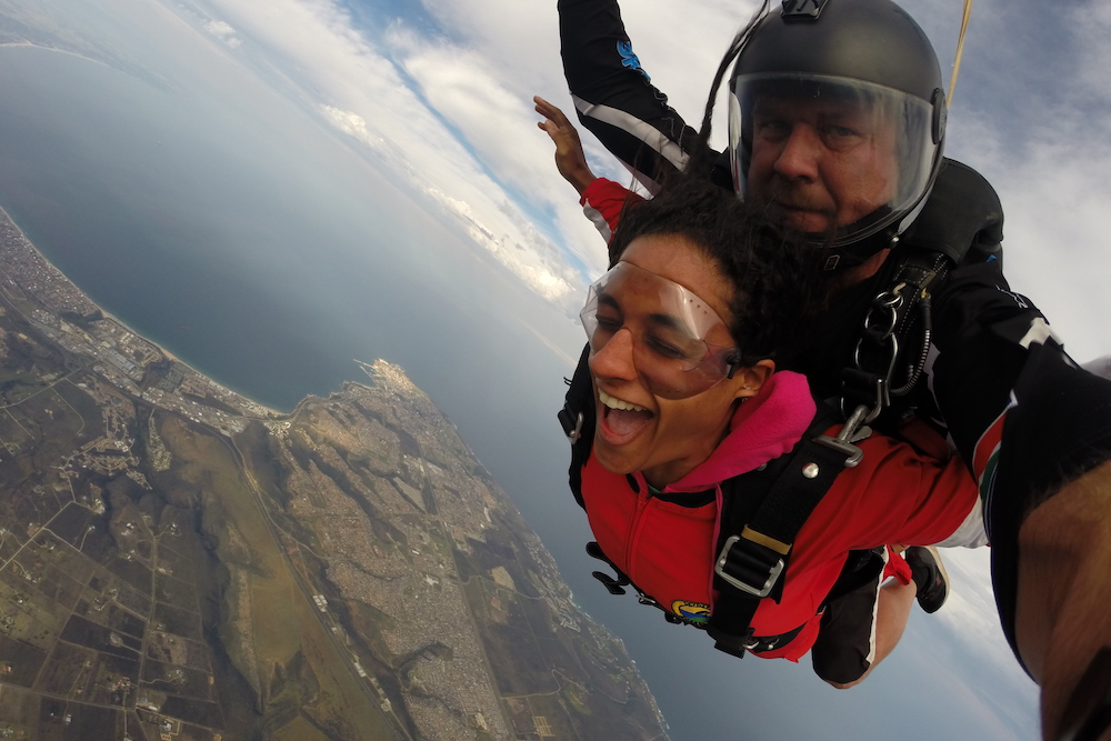 What Is It Like To Skydive In South Africa?