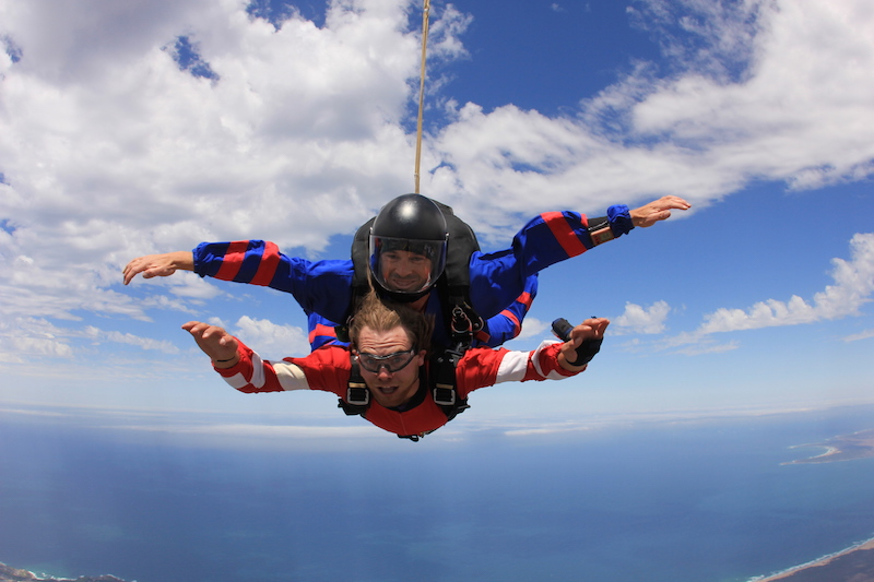 Skydive Mossel Bay | Skydiving in South Africa's Garden Route