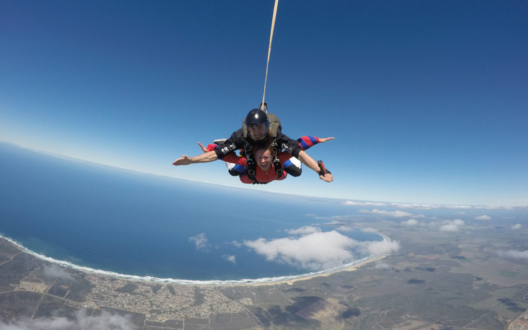 What You Need to Know Skydiving For the First Time