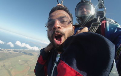 First Time Skydiving: A Beginner's Guide