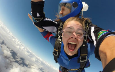 How To Mentally Prepare For Your Skydive