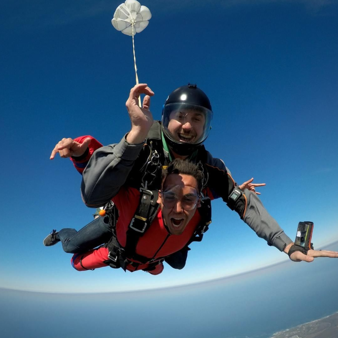 Skydiving Cost In South Africa and What Is Included ...