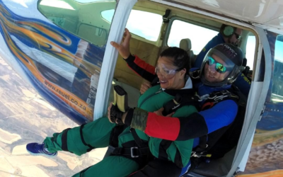 How to Plan Your Day for Your First Tandem Skydive