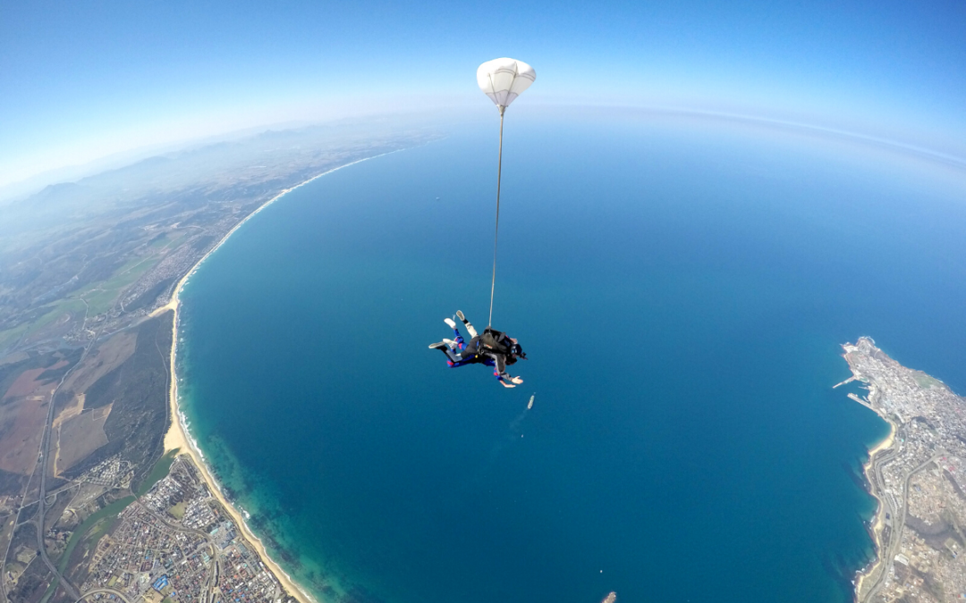 First Skydive? 4 Reasons to Choose Skydive Mossel Bay