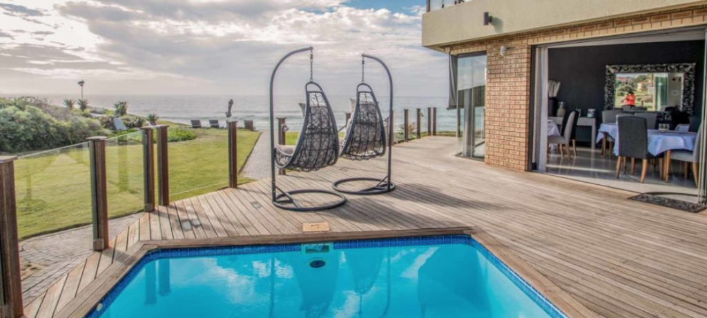 African Oceans Manor on the Beach in Mossel Bay on the Garden Route