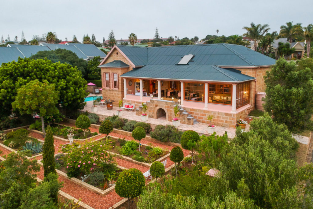 Bettys Boutique Hotel in Mossel Bay on the Garden Route, South Africa