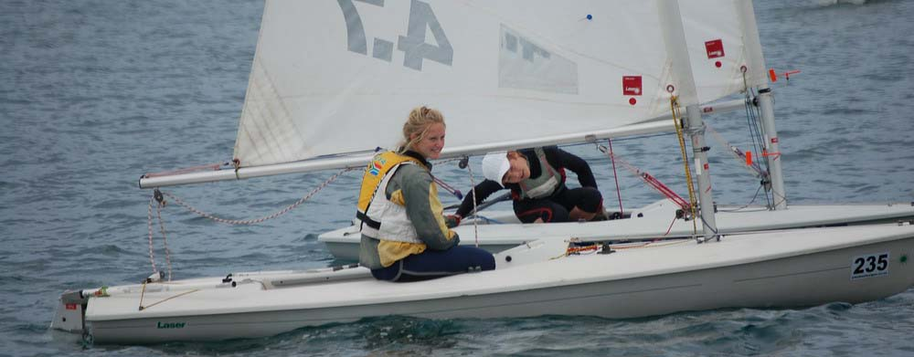 Garden Route Sailing Academy in Mossel Bay, South Africa