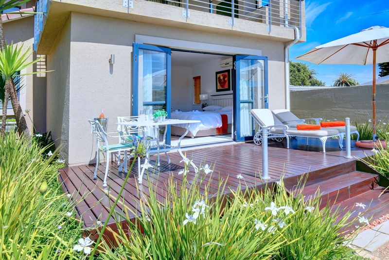 Linkside 2 Guest House in Mossel Bay on the Garden Route, South Africa