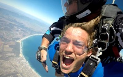 What Is Tandem Skydiving and How Much Training Do I Need?
